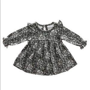 Jamie Kay Organic cotton frill dress emme floral